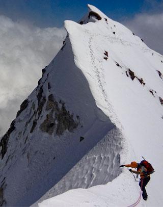 Alpinism clasic