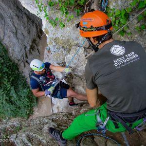 Rapel - activitate de aventură pe corzi pentru treambuilding