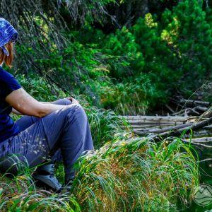 Drumetie montana in Retezat